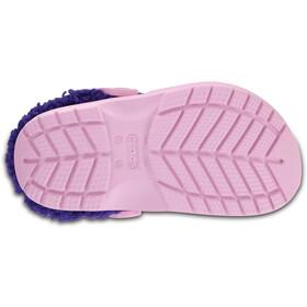 Crocs Classic Blitzen III Crocs Enfant, ballerina pink/ultraviolet
